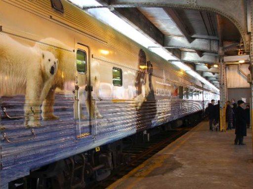 Trains return to Churchill – Rail Sistem