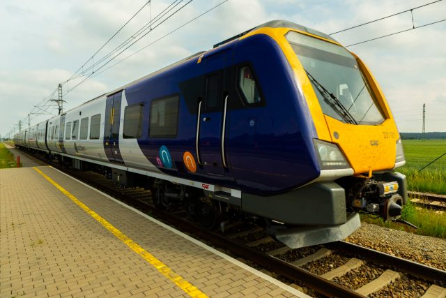 A Class 331 Civity EMU for Northern by CAF