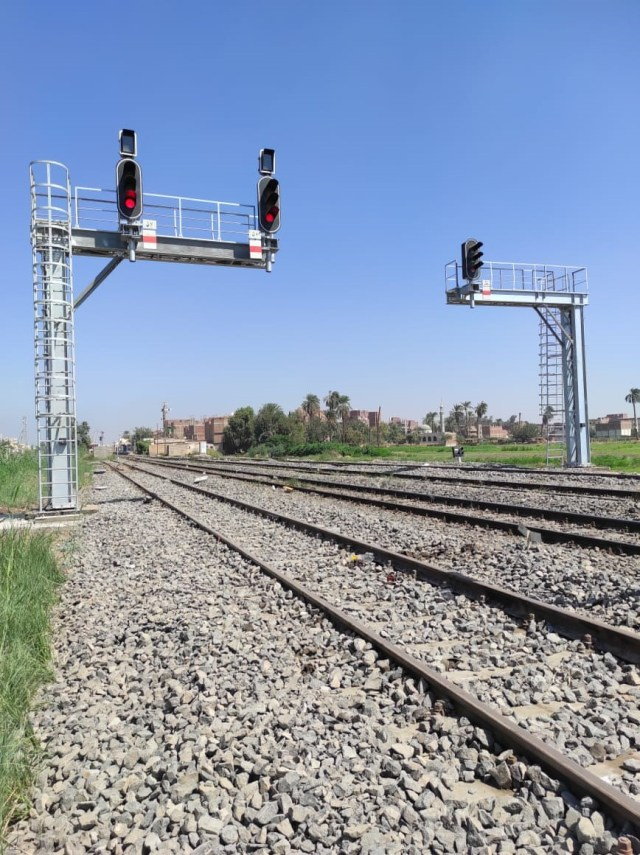 Alstom completes Matai section of Beni Suef-Asyut line, Egypt