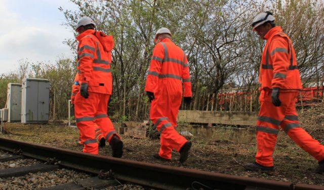Viper Innovations Railway Maintenance