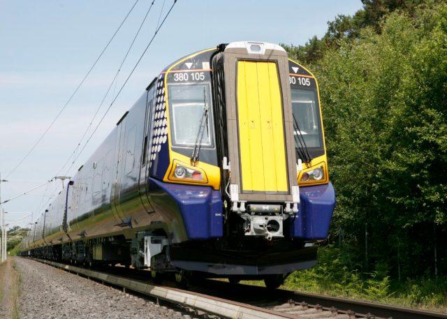 ScotRail Class 380 train
