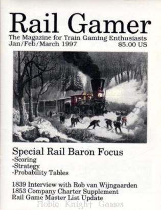 Numer 1, styczeń-luty-marzec 1997