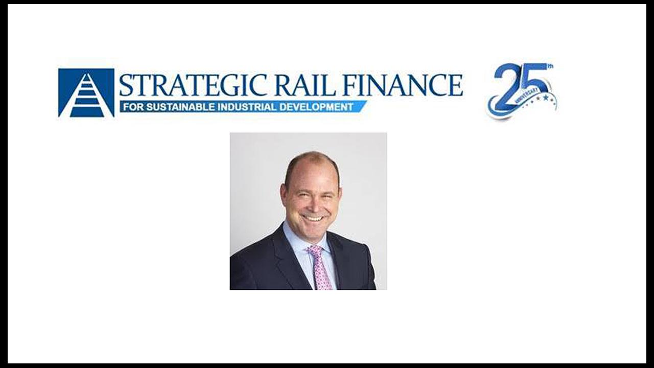 Steffens Joins SRF as Director of Cargo Strategies - Railway Age