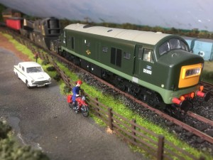 Baby Deltic history and rebirth