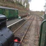 Midsomer Norton - Somerset and Dorset railway