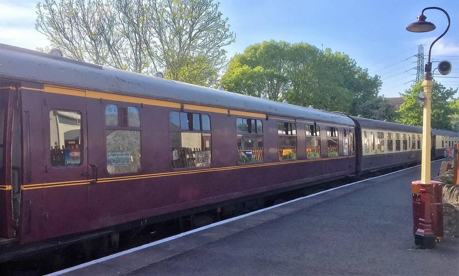 Avon Valley Railway Bitton station