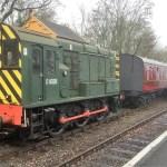Gangwayless BSK - M34527 - Midsomer Norton - D4095 - green class 08