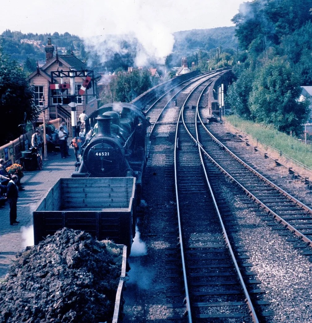 Top of the Spots - Old Railway Photos - RailwayBlogger