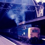 Deltic - Kings Cross