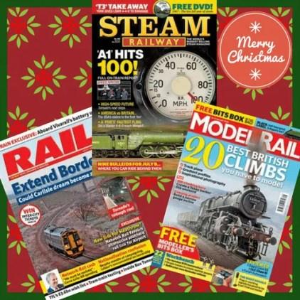 Railway Christmas Gift Guide