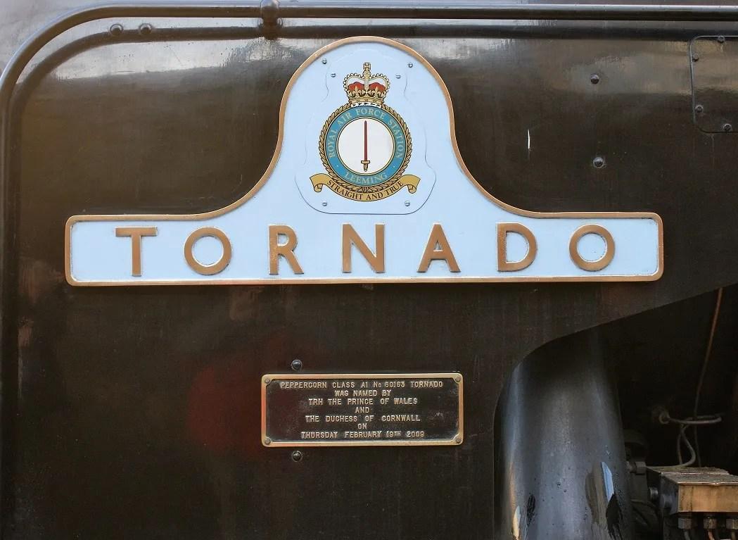 Tornado 60163 - A1 Peppercorn class - new steam locomotive