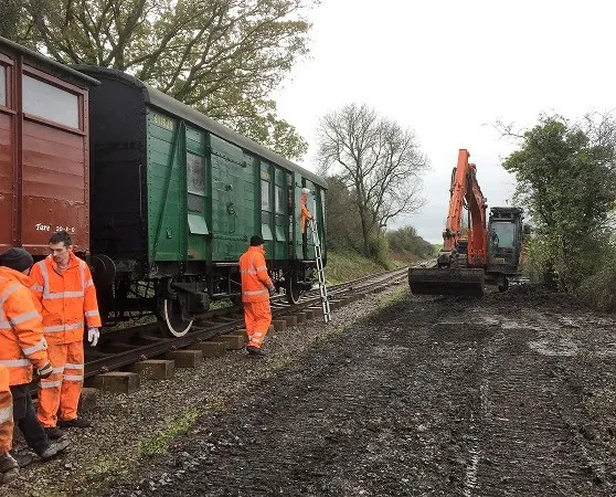 Somerset and Dorset railway extension