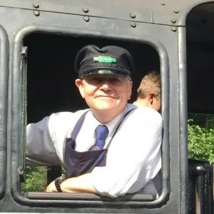 Railway Blogger