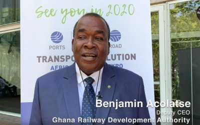 Rail In Ghana Is Booming