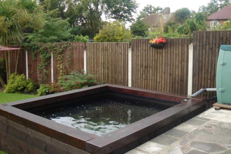 Koi Pond Landscaping Ideas