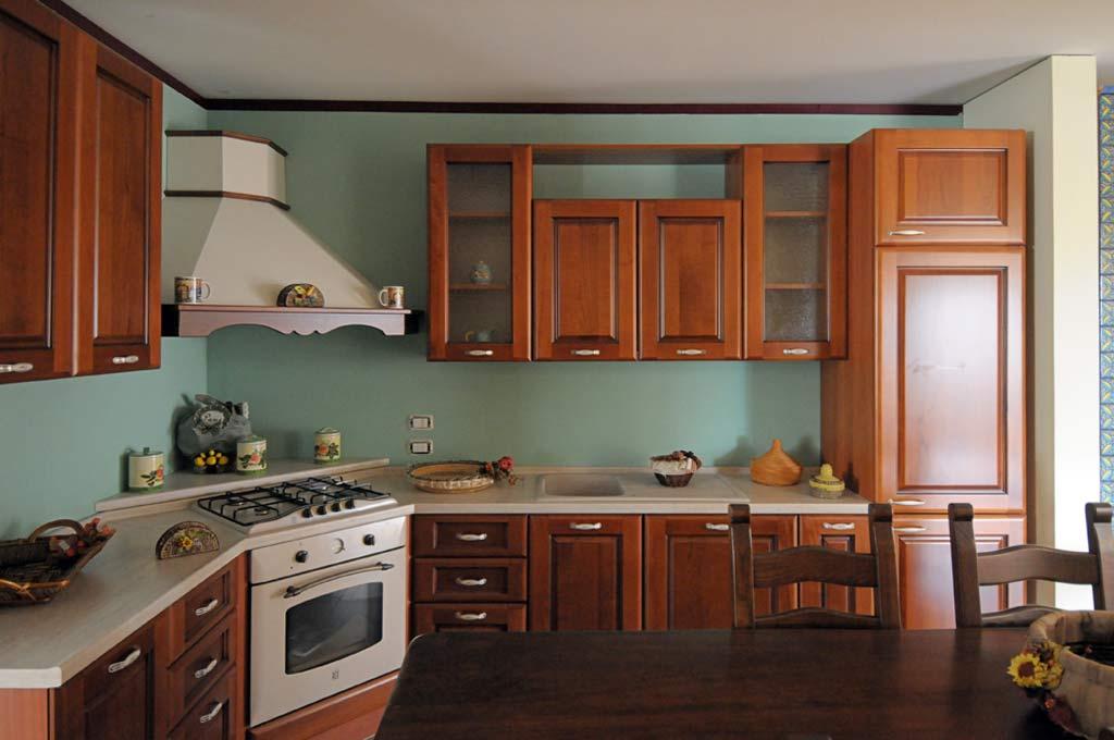 Cucina classica Capri  Rivenditori cucine Sicilia