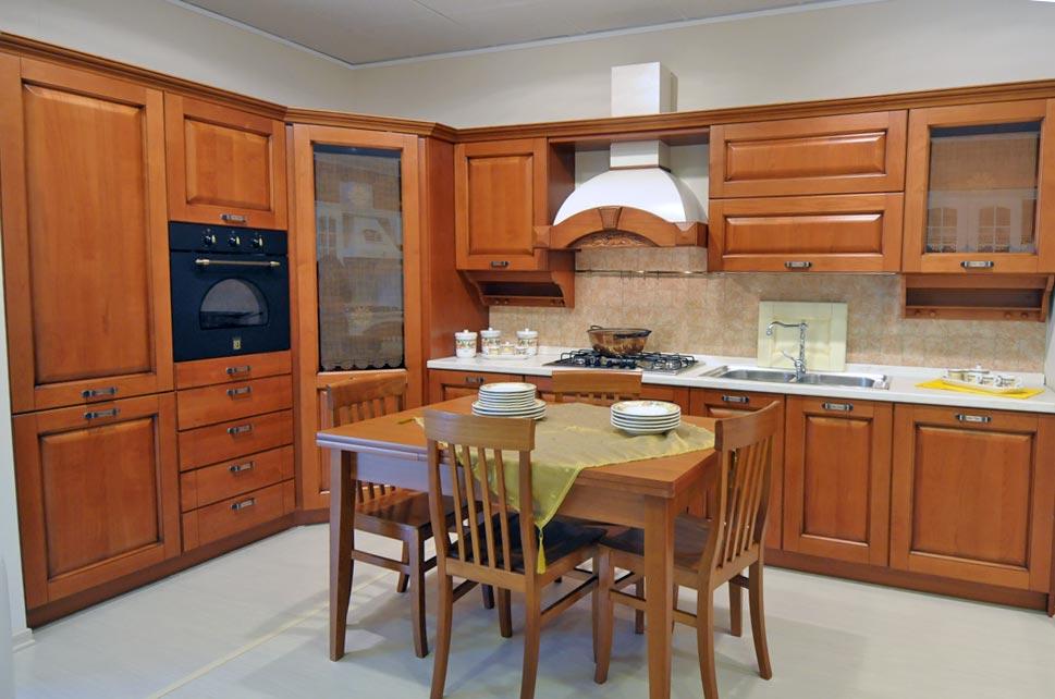 Cucina classica Julia  Rivenditori cucine Sicilia