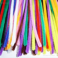 Assorted Coloured Pipe Cleaners | Children's Craft Supplies