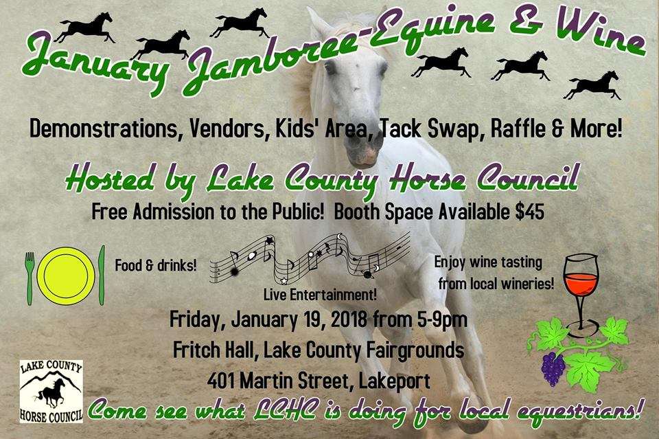 LCHC January Jamboree