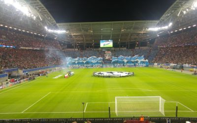 Zum ersten Mal Champions League