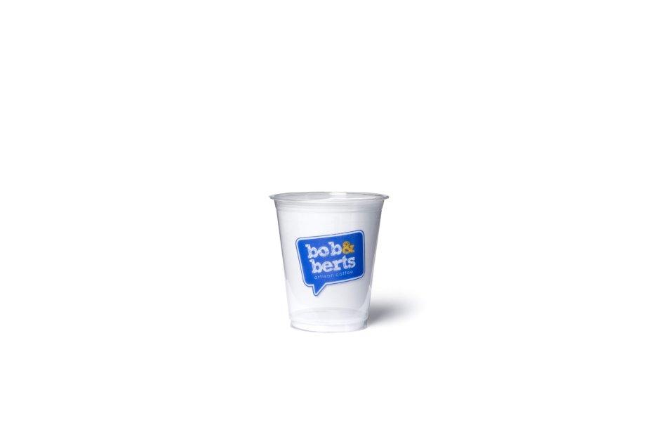 Plastic PET cup 300 ml