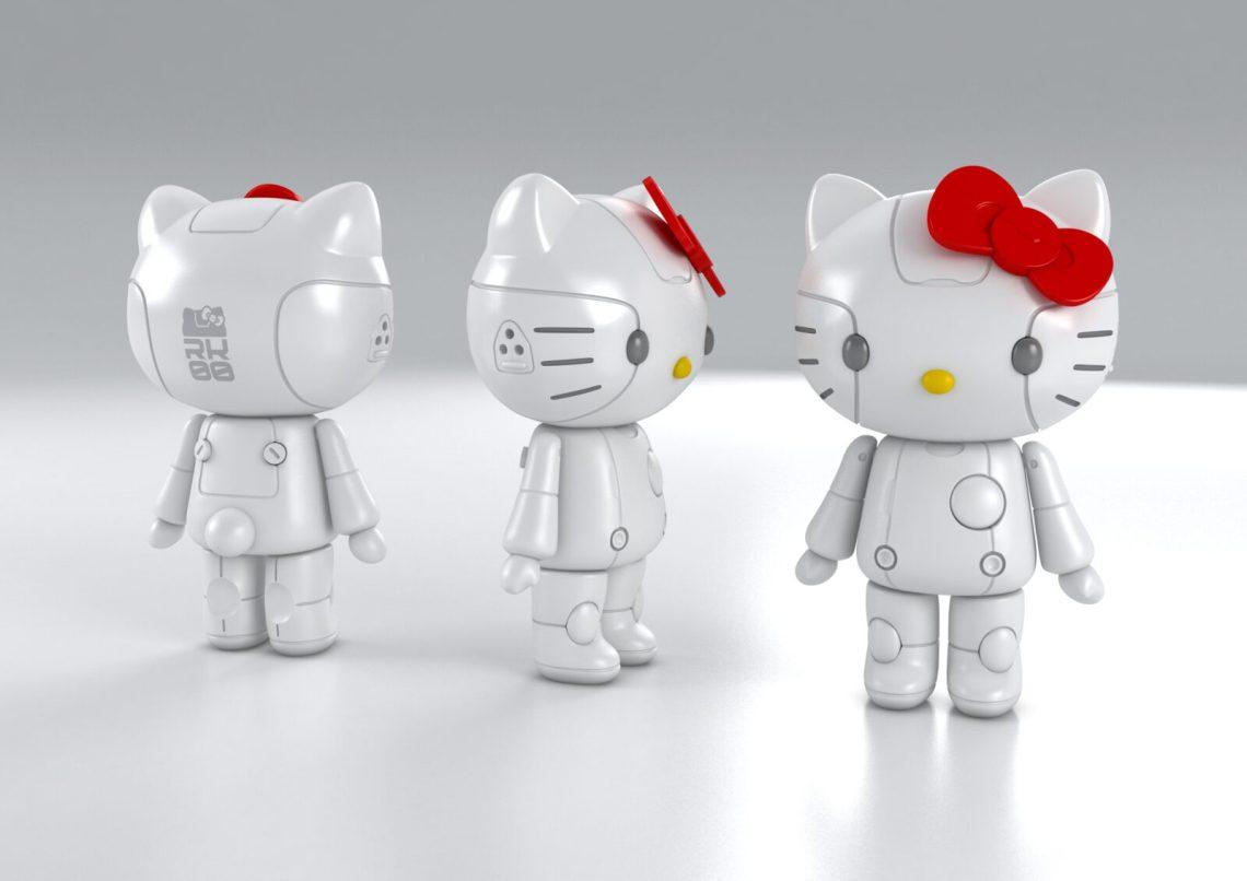 Robot Kitty