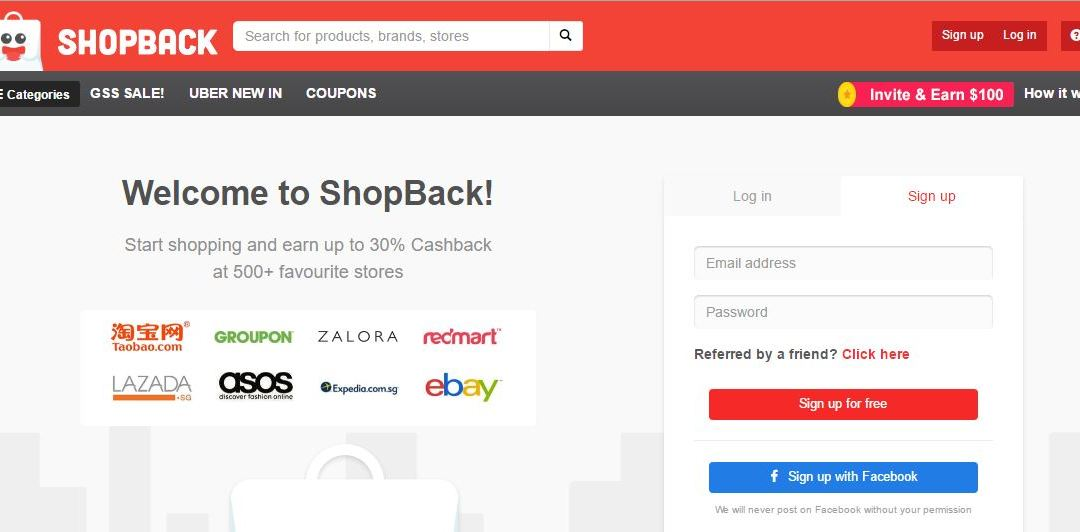 Great savings with cashback, FoodPanda vouchers and more with ShopBack