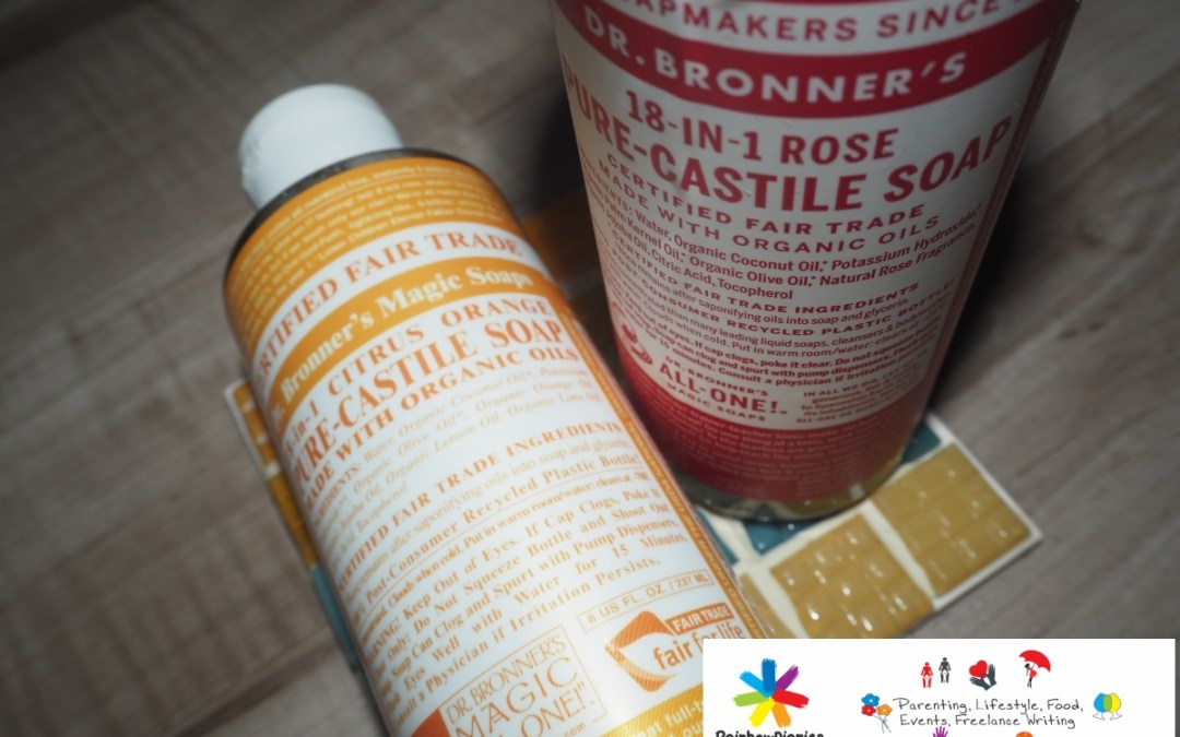 Dr. Bronner's Pure-Castile Liquid Soaps – Truly a Magic Soap!