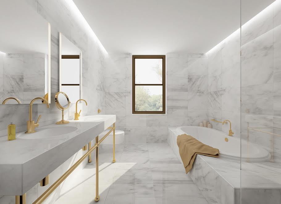 To Use or Not to Use Natural Marble for Flooring