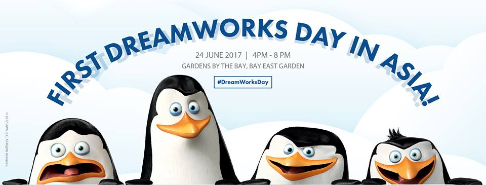 DREAMWORKS DAY debuts in Singapore, Yay!!! Discount Code inside :)