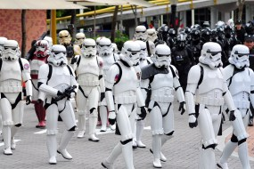 {Giveaway} LARGEST STAR WARS 40TH ANNIVERSARY CELEBRATION IN ASIA hosted by LEGOLAND® MALAYSIA - May the Force be with You
