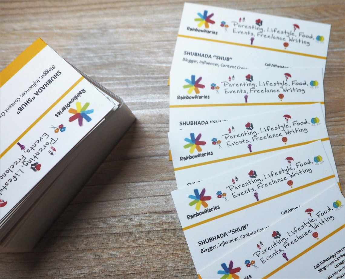 3 reasons why every blogger must have a Name Card and how Print-My ...