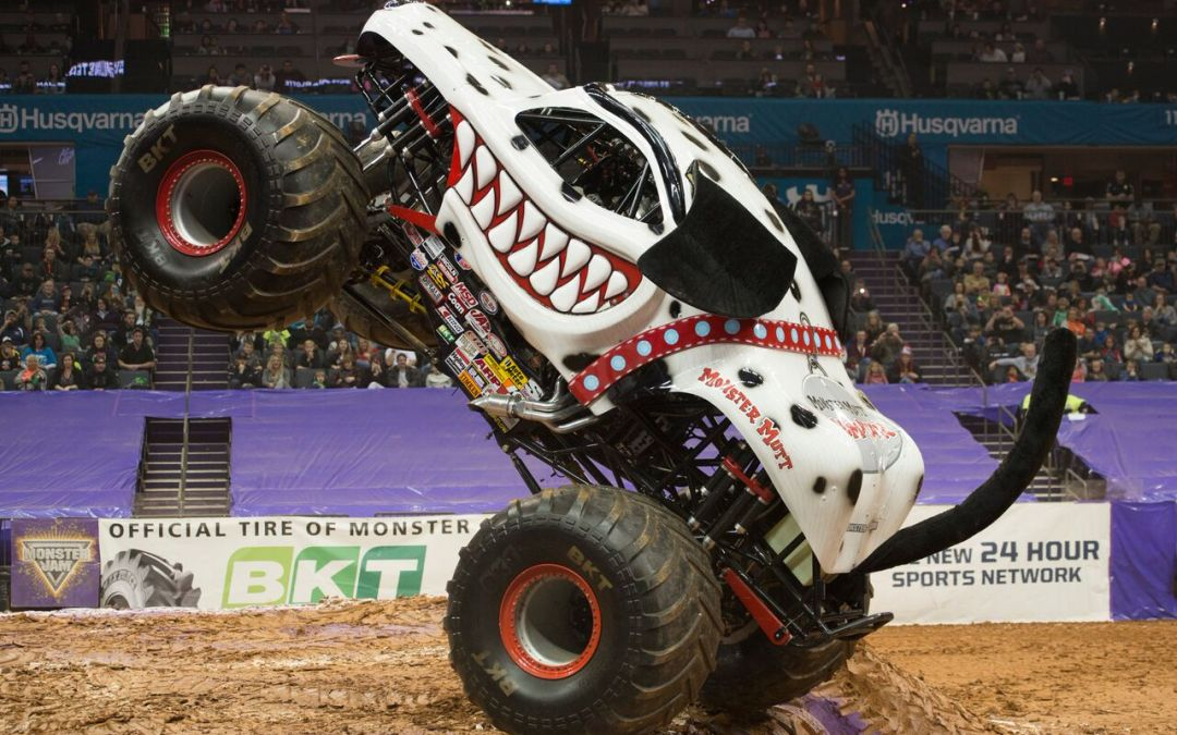 {Giveaway} Monster Jam smashes into Singapore on 19th August for the First Time ever