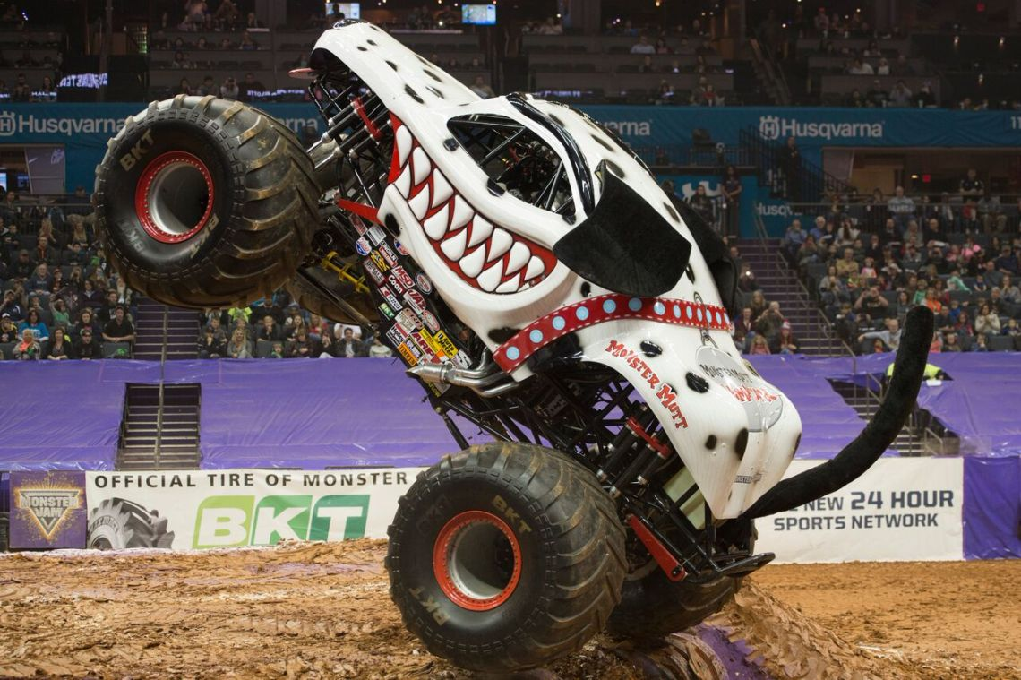 monster jam smashes into singapore national stadium on 19th august