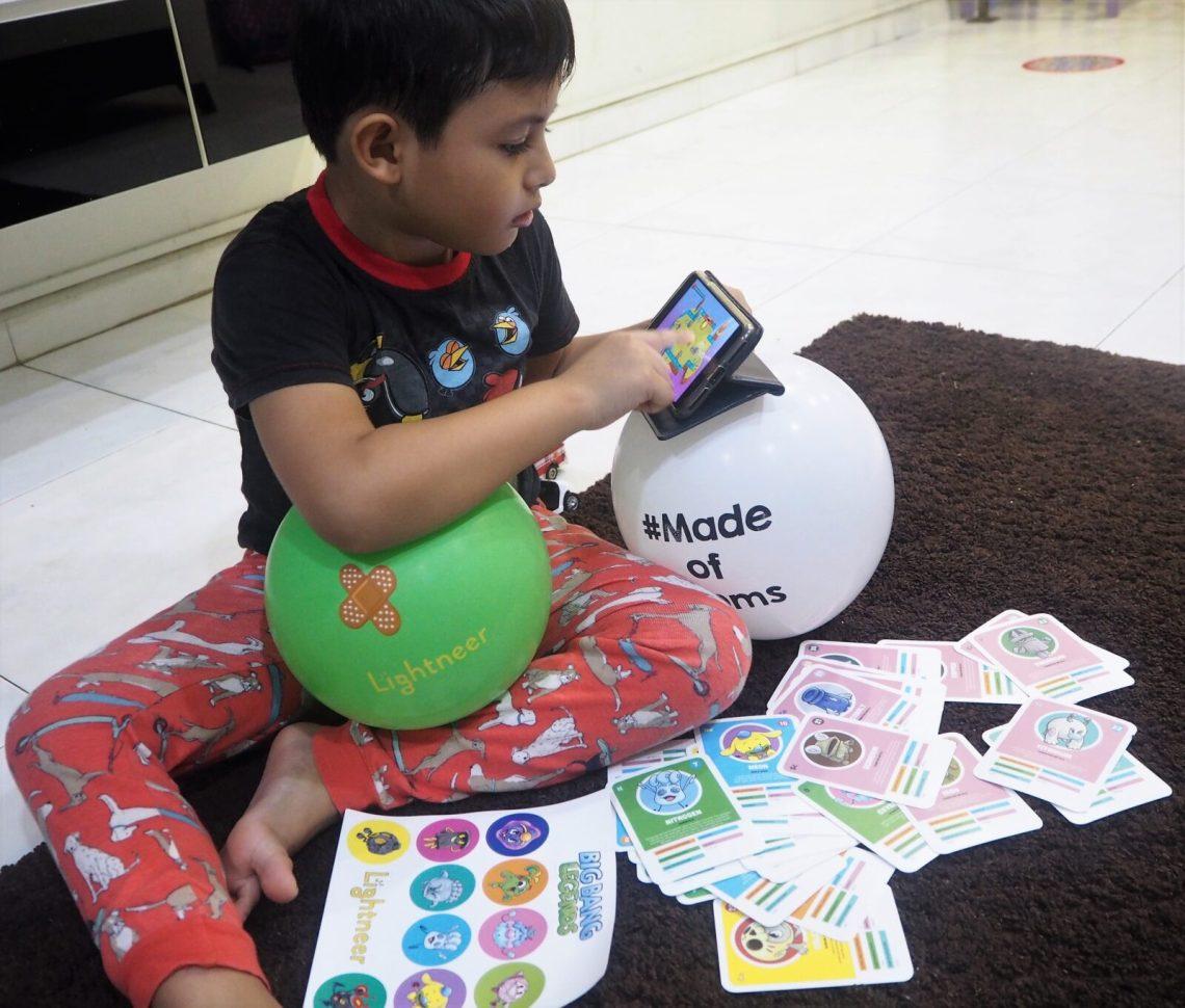 Kids' Screen Time, Friso, RainbowDiaries.com