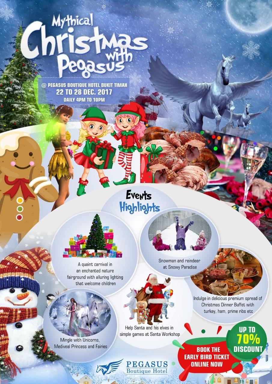Pegasus Boutique Hotel, RainbowDiaries, Christmas, Singapore