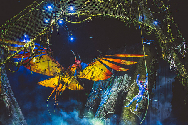 Toruk – The First Flight by Cirque Du Soleil – must watch!
