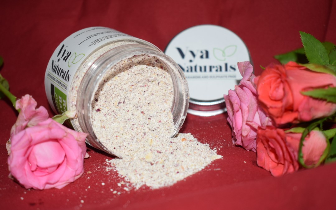 Roses all the way with Vya Naturals