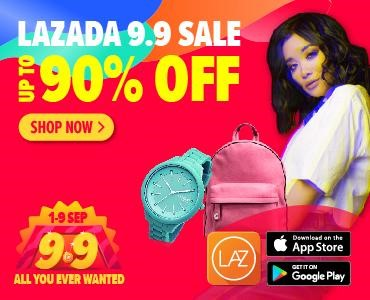 All you ever wanted surprise boxes – Lazada 9.9 Sale is here…