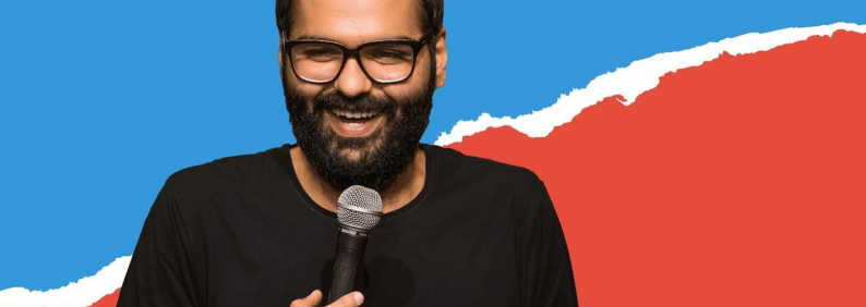 Kunal Kamra brings 'FRESHER THOUGHTS' live in Singapore