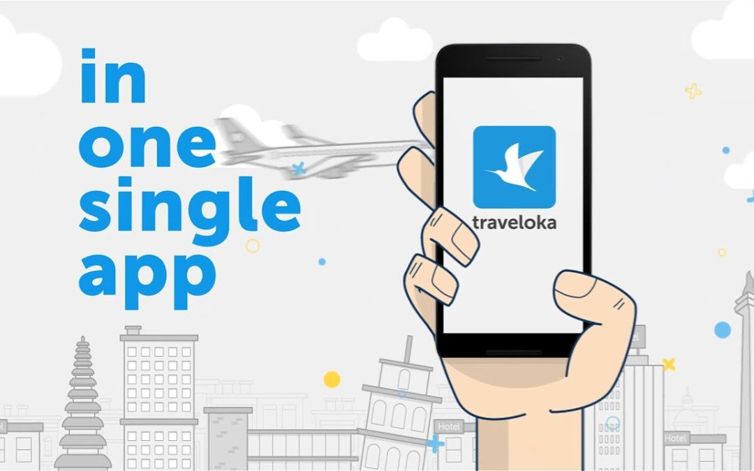 How To Make Flight Booking in Traveloka?