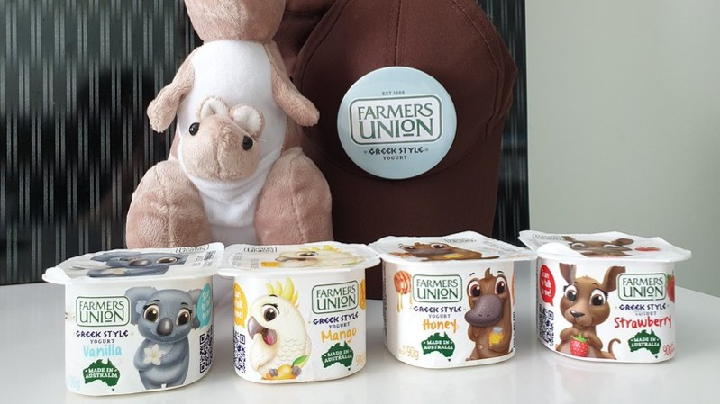 {Review+Giveaway} Farmers Union introduces kids' range of  Yogurts and we are loving it