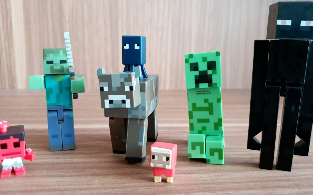 Quick and Easy Minecraft Themed Birthday Party At Home