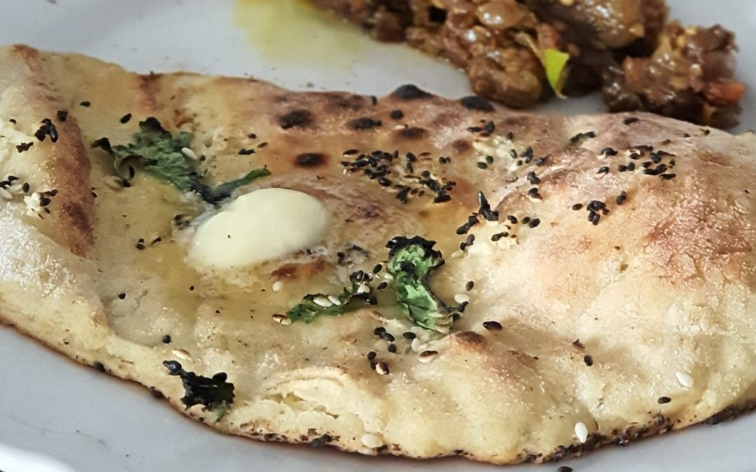 Easy Recipe: Garlic Naan without tandoor