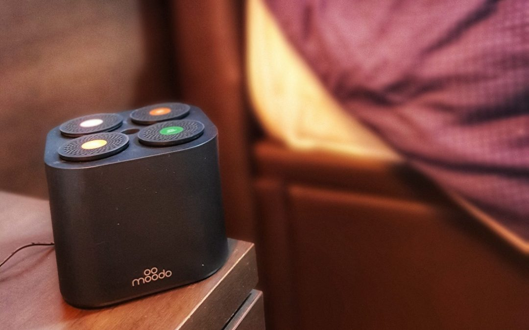 Switch On The Mood with Moodo: Our Smartest Fragrance Mixer