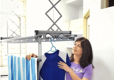 Laundry Has Been So Easy With Steigen Solar Ultra
