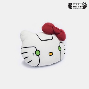 Robot Kitty Singapore Cushion (Hello Kitty) - 02