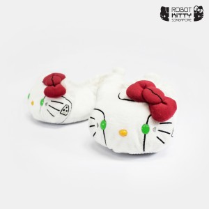 Robot Kitty Singapore Indoor Slippers