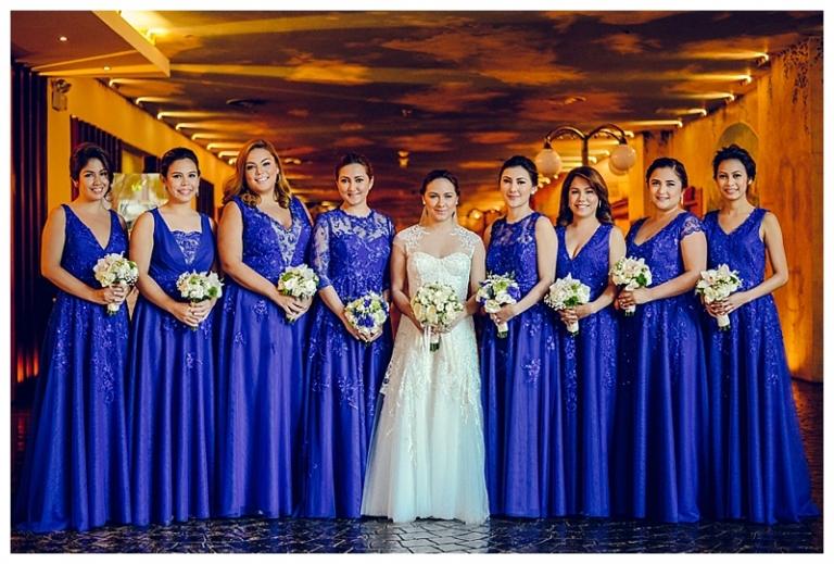 Andre  Carmen Classic Elegant Wedding