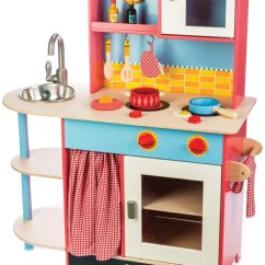 Wooden Toy Kitchen Semi Custom Cabinets Buy Tender Leaf Grand Online Set Montessori Toys Noosa